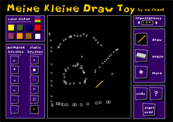 Maine Kleine Draw Toy
