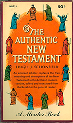 The Authentic New Testament - ANT