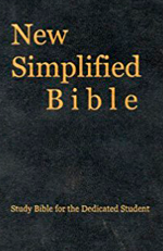 New Simplified Bible - NSB