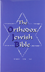 Orthodox Jewish Bible - OJB