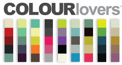 logo Browse Palettes, COLOURlovers