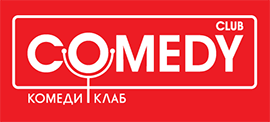 logo Comedy Club