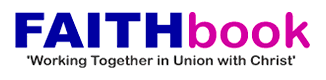 logo Faith book