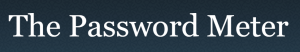 logo Passwordmeter