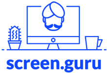 Логотип сайта Screen GuruScreen Guru