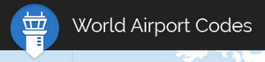 logo World Airport Codes